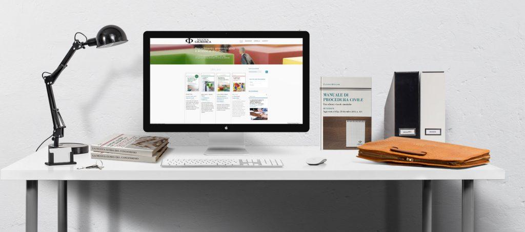 nuovagiuridica sito web e-commerce