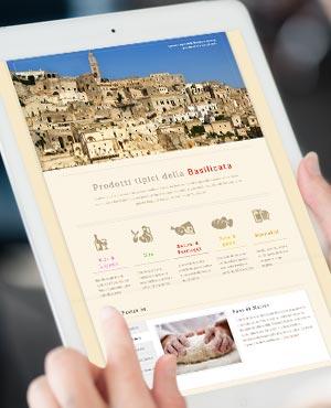 Lucanica sito web